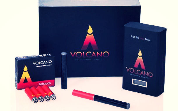 Volcano Magma (T) Electronic Cigarette Review