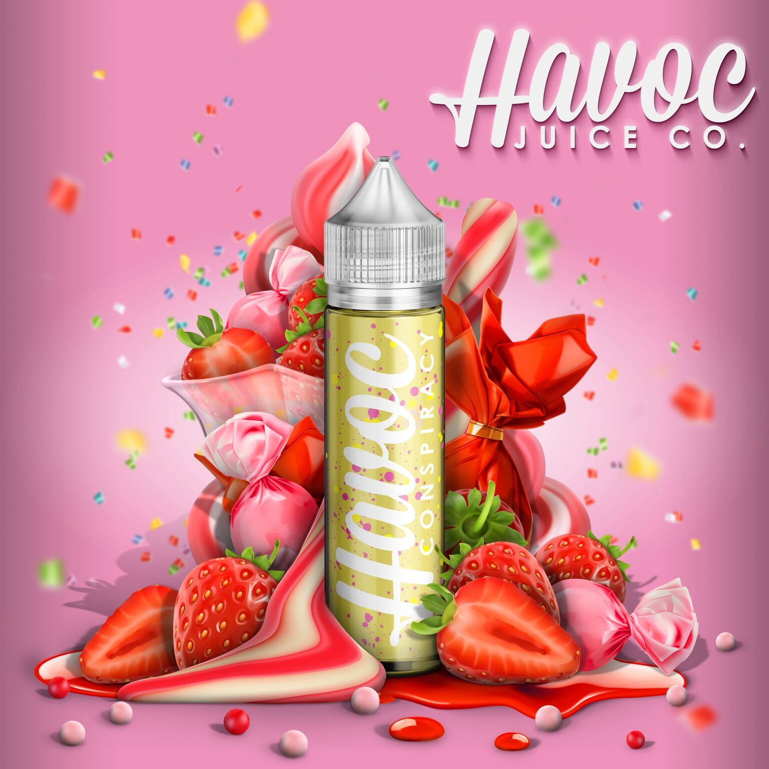 Havoc Juice Firestorm E-Liquid Review