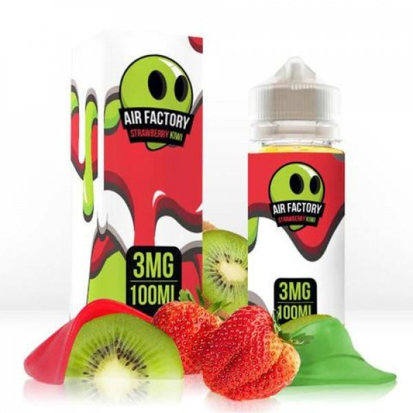 Air Factory Kiwi Strawberry E-Juice Review