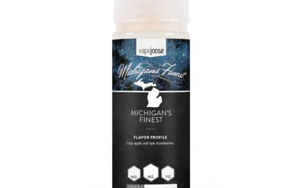 Michigan's Finest E-Liquid by VapeJoose Review