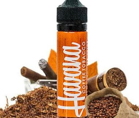 Coffee Tobacco E-Liquid by Havana Juice Review