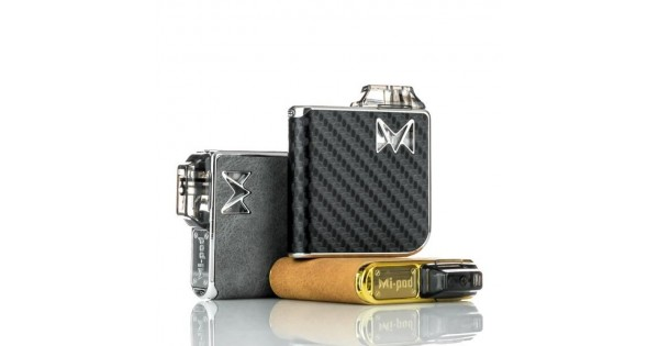 Mi-pod Gentleman Edition Portable Starter Kit by Smoking Vapor