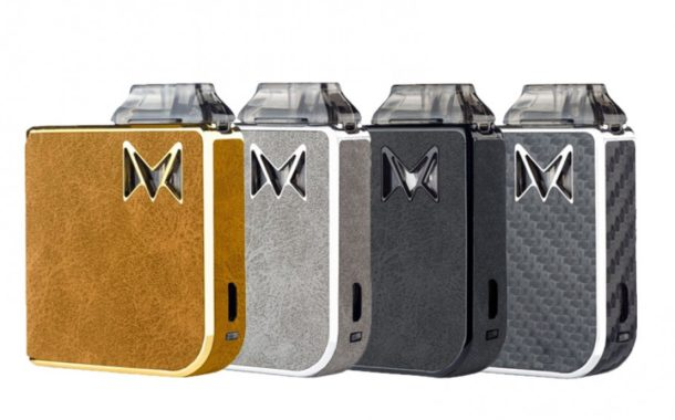 Mi-Pod Gentleman Edition Portable Starter Kit by Smoking Vapor Review