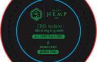 1000mg CBD Isolate by Ready Hemp Go Review