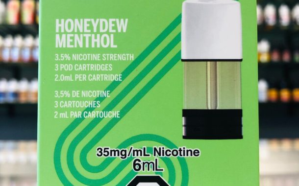 Honeydew Menthol by STLTH Review