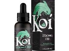 Koi CBD Watermelon Green Apple Sour Vape Juice Review
