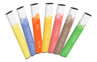 Allo Bar Disposable E-Cig by Allo Vapor Review