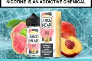 Guava Peach by Juice Head Freeze Review