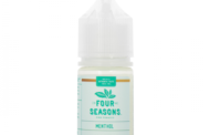 Menthol E-juice by Four Seasons Eliquid Review