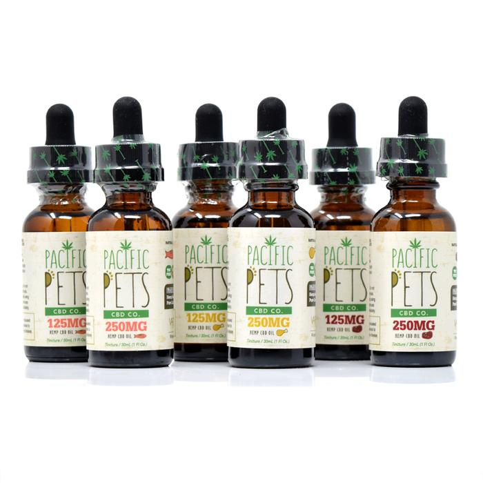 CBD Oil Drop (Tinctures) by Pacific CBD Co. Review