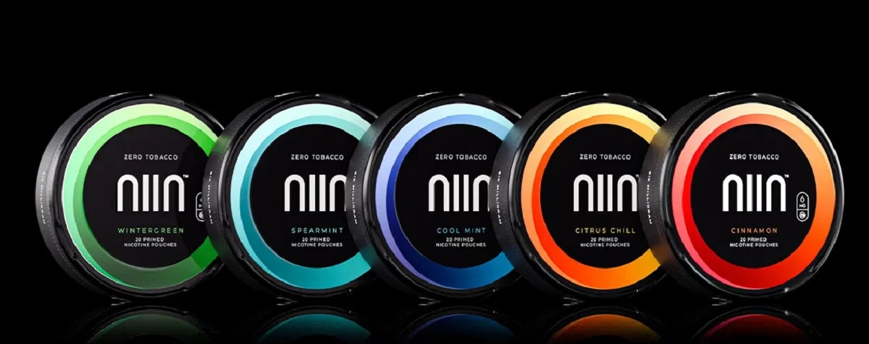 Zero Tobacco Cool Mint Nicotine Pouches by NIIN Review