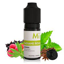 Red Aniseed Nic Salt E-Liquid by Minimal Review